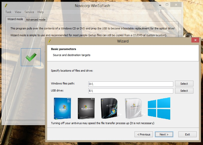 How to add Windows to a USB Drive to Install on a Netbook